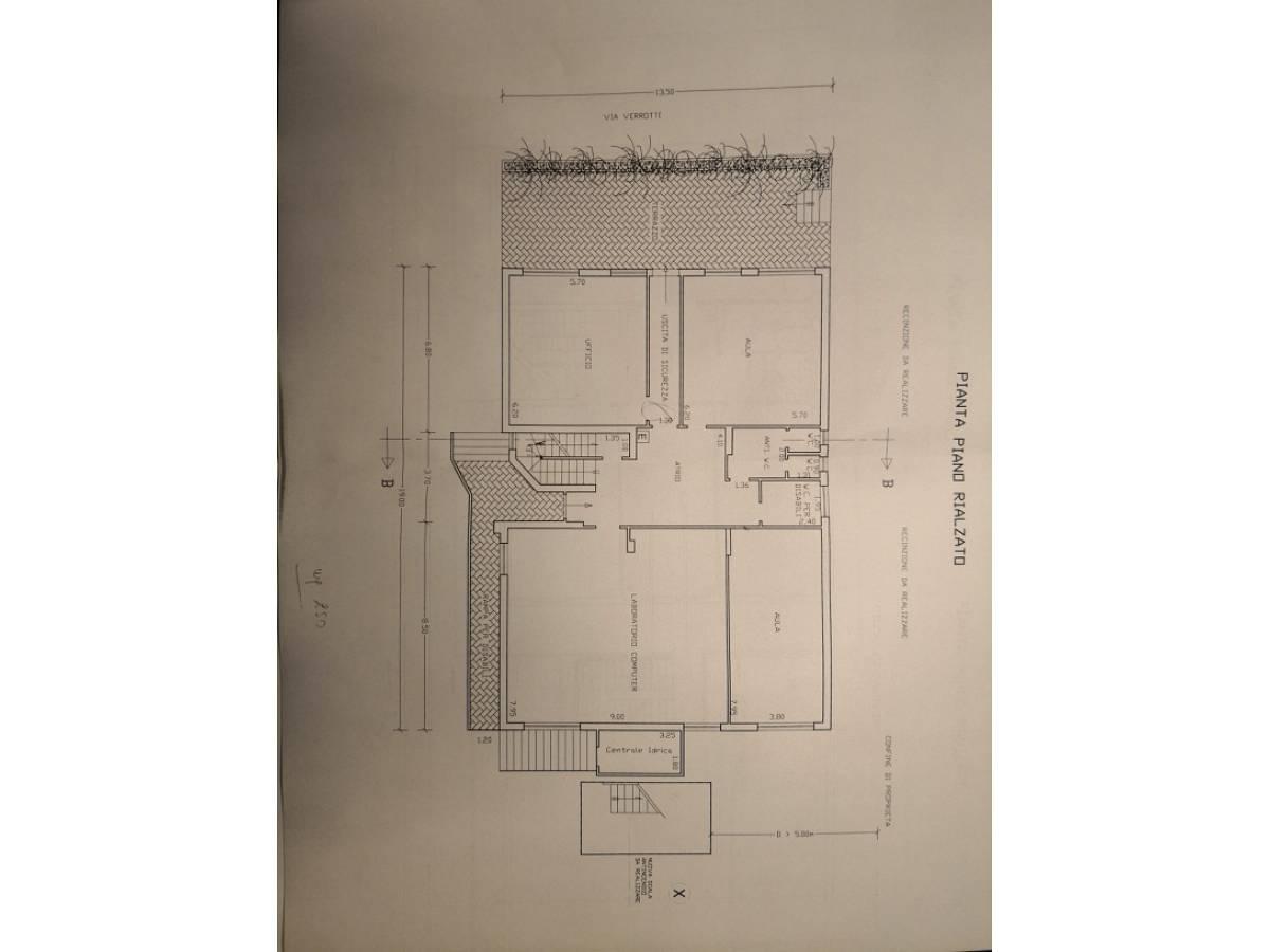 Ufficio in affitto in Via Verrotti, 60 zona Centro a Montesilvano - 1740219 foto 12