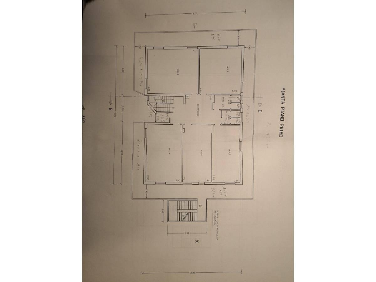 Ufficio in affitto in Via Verrotti, 60 zona Centro a Montesilvano - 1740219 foto 13