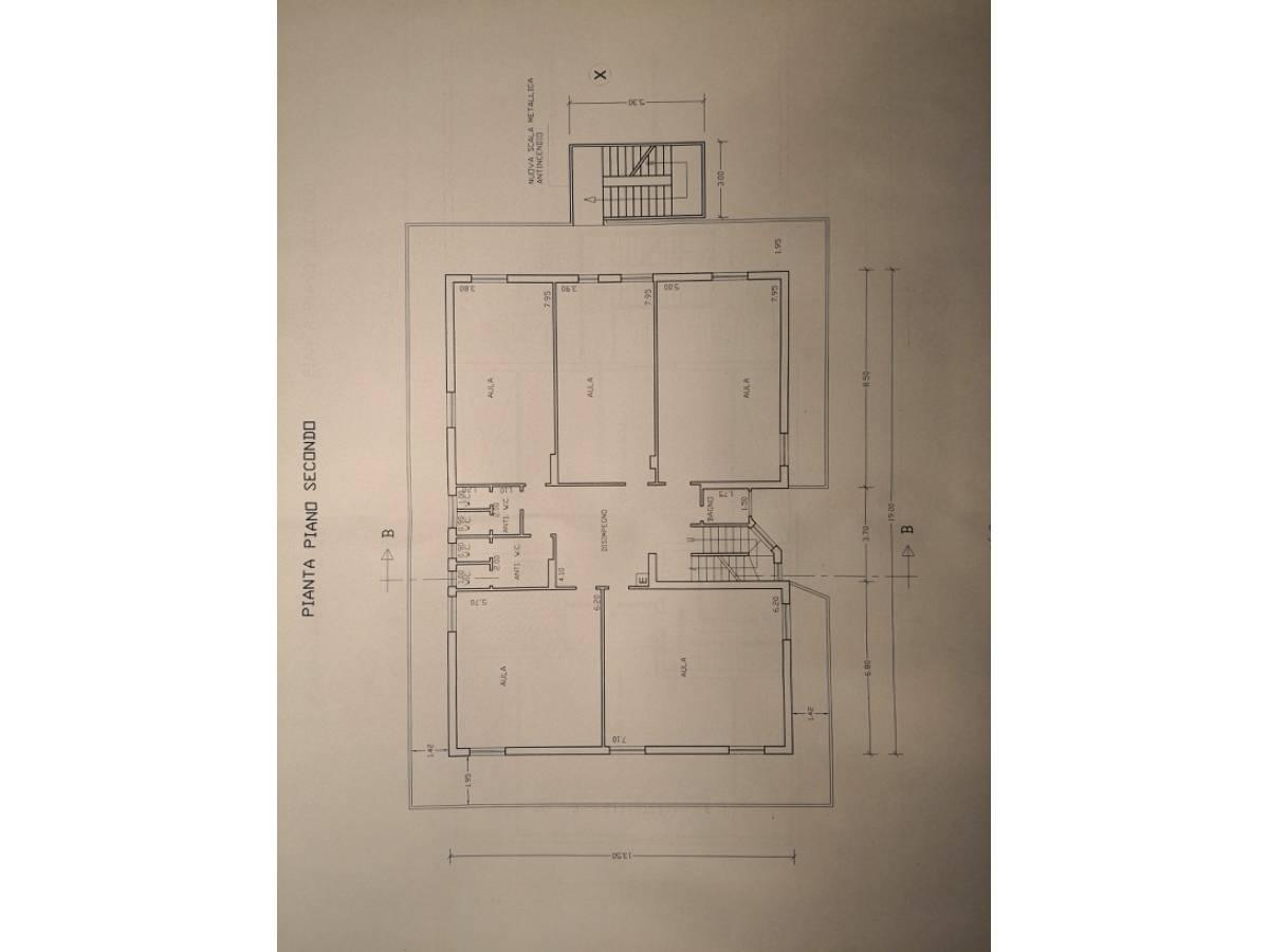 Ufficio in affitto in Via Verrotti, 60 zona Centro a Montesilvano - 1740219 foto 14