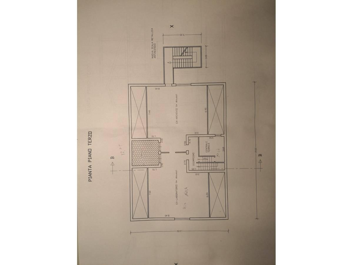Ufficio in affitto in Via Verrotti, 60 zona Centro a Montesilvano - 1740219 foto 16