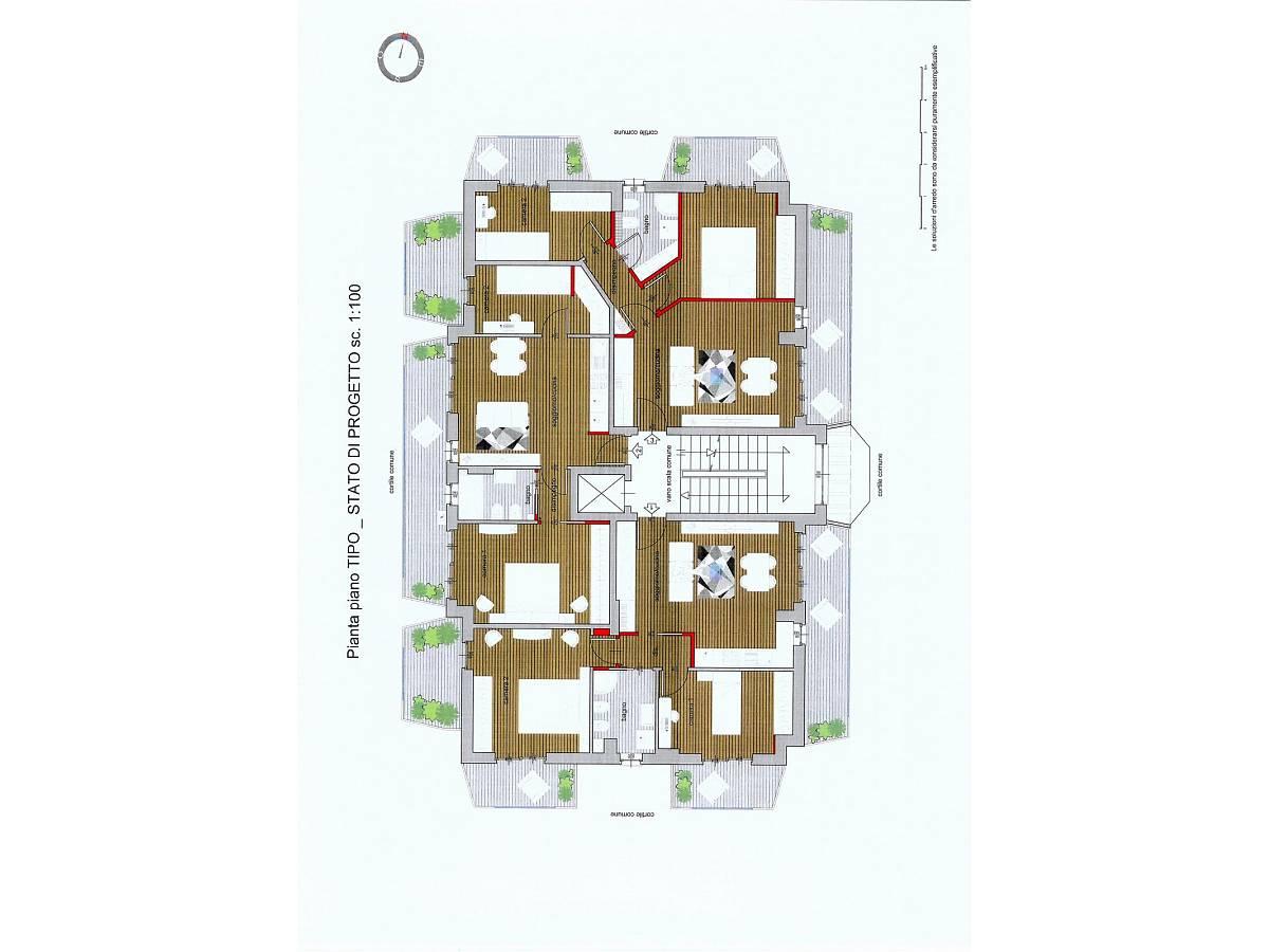 Appartamento in vendita in Viale Alcione 103  a Francavilla al Mare - 3612195 foto 4