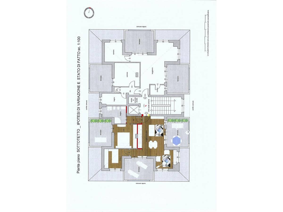 Appartamento in vendita in Viale Alcione 103  a Francavilla al Mare - 3612195 foto 5