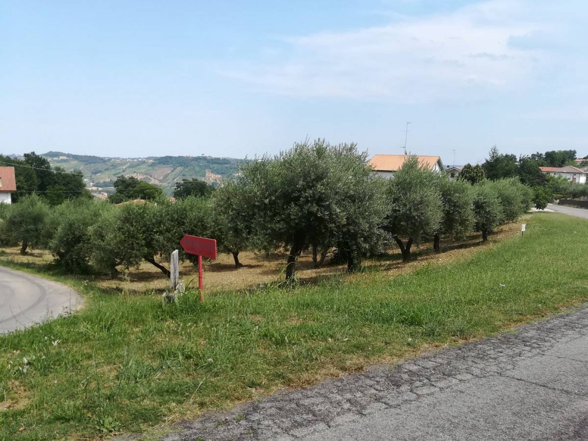 Terreno Edificabile Res. in vendita in colle spaccato  a Bucchianico - 170539 foto 2