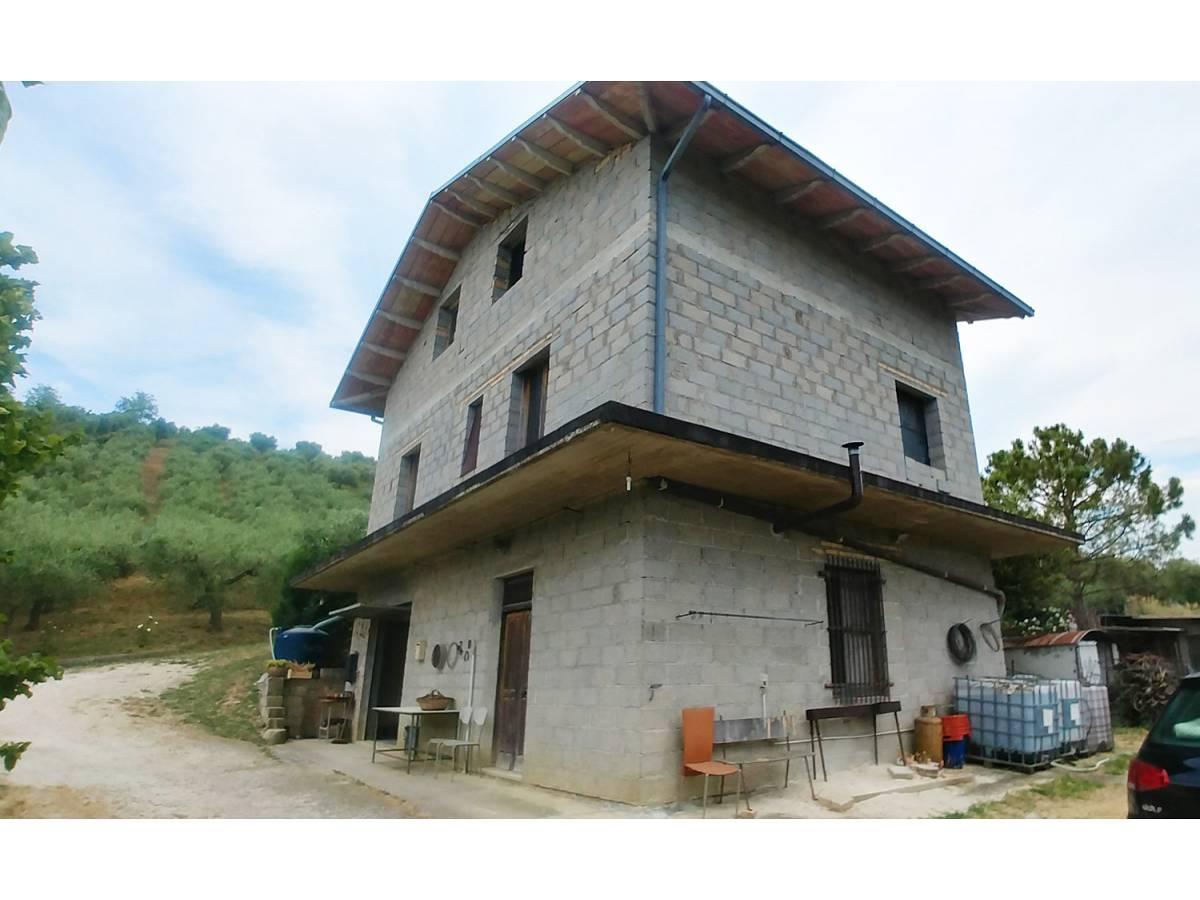 Casa indipendente in vendita in Contrada Feudo  a Bucchianico - 8839445 foto 3