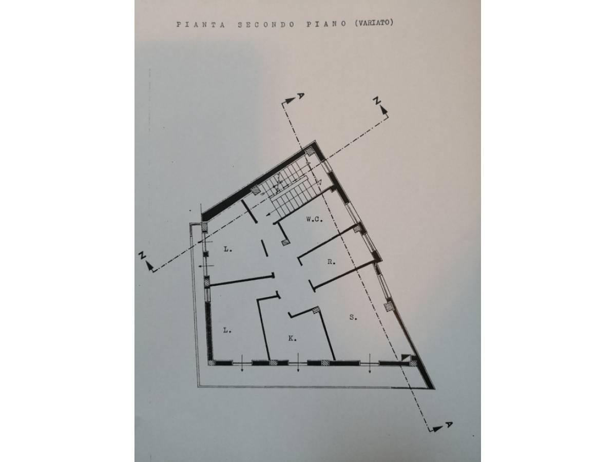 Porzione di casa in vendita in Via Sabauda  a Cupello - 6933286 foto 16