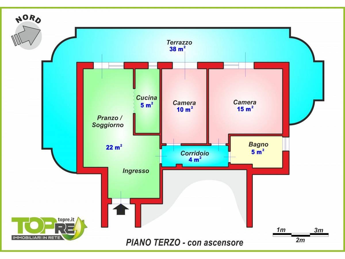 Appartamento in vendita in via La Marmora 4 zona Marina a Silvi - 3888936 foto 28