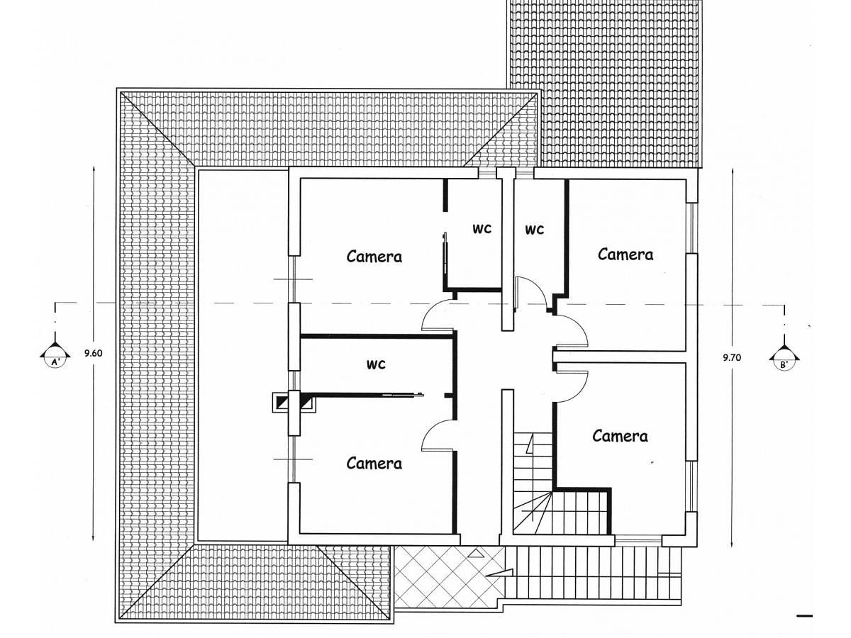 Casale o Rustico in vendita in frazione Case Alte  a Sant'Omero - 7983179 foto 15