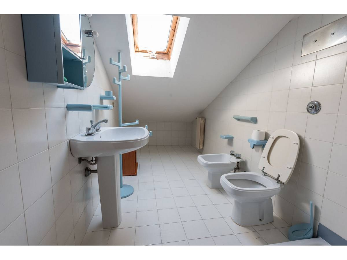 Villa a schiera in vendita in serra lunga zona Colli a Pescara - 5074281 foto 24