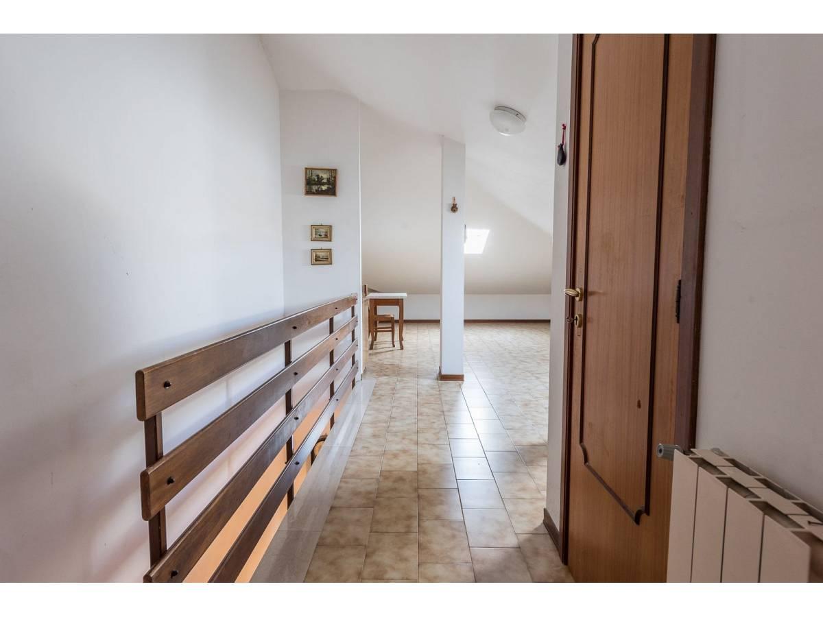 Villa a schiera in vendita in serra lunga zona Colli a Pescara - 5074281 foto 27