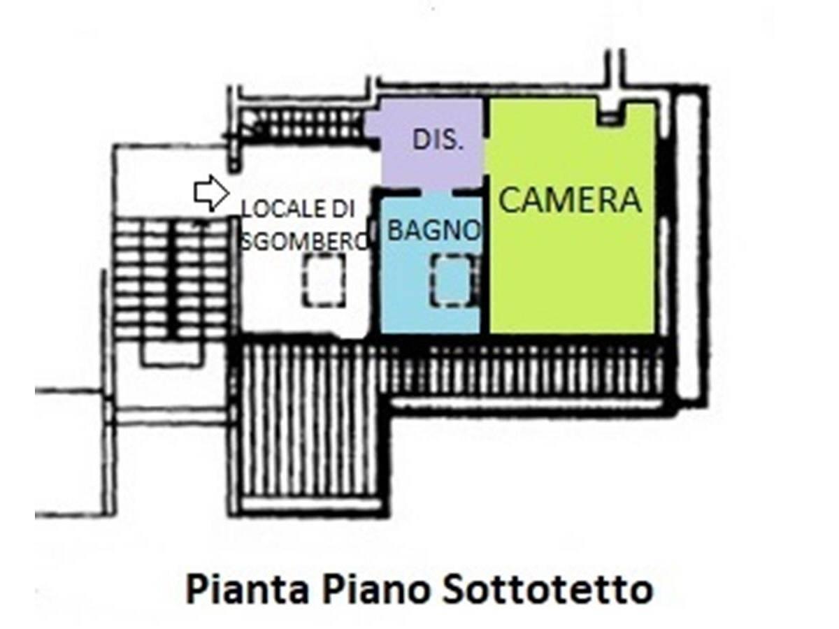 Appartamento in vendita in Via Vincenzo Cilli 30  a Città Sant'Angelo - 5461422 foto 20
