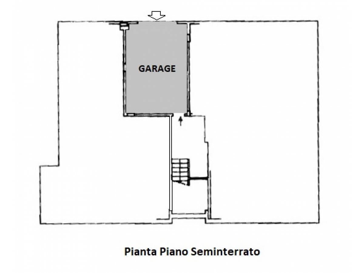 Appartamento in vendita in Via Vincenzo Cilli 30  a Città Sant'Angelo - 5461422 foto 21