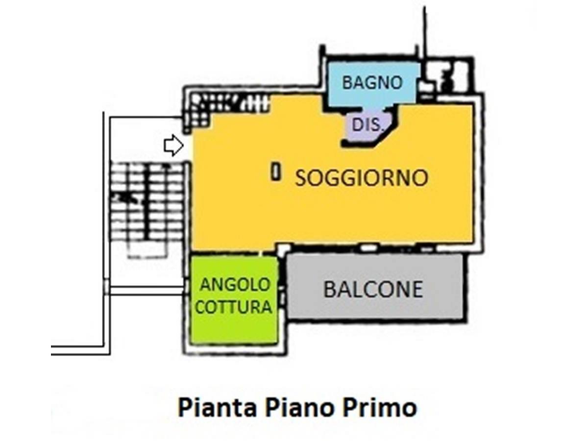 Appartamento in vendita in Via Vincenzo Cilli 30  a Città Sant'Angelo - 5461422 foto 19
