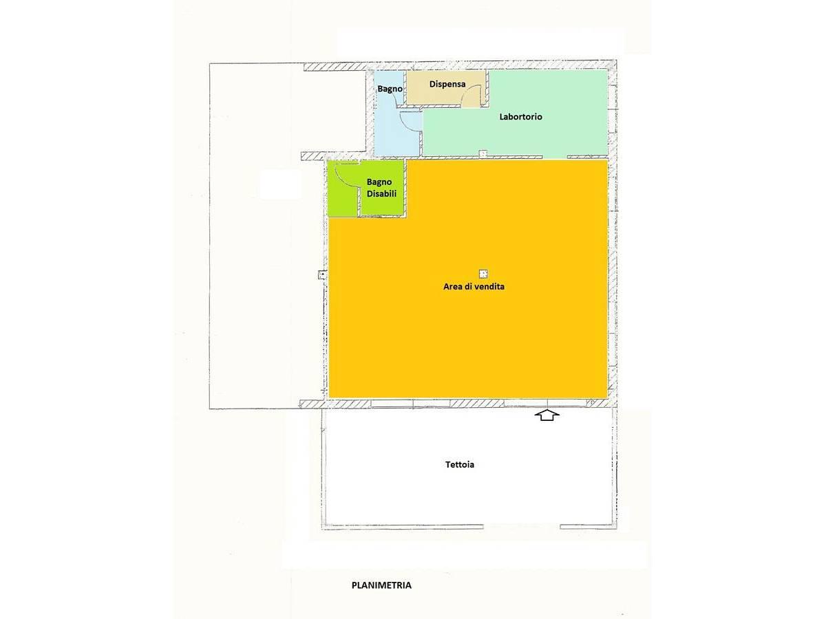 Negozio o Locale in vendita in viale Europa 69 zona Centro a Montesilvano - 8224159 foto 8