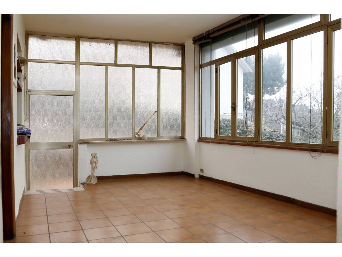 Casa indipendente in vendita in Via dei Platani 30/32 zona Mad. Angeli-Misericordia a Chieti - 241831 foto 16