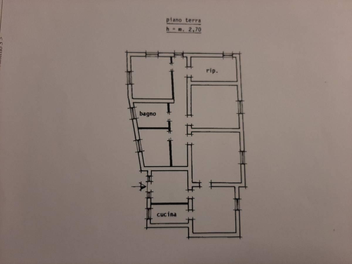 Casa indipendente in vendita in Via dei Platani 30/32 zona Mad. Angeli-Misericordia a Chieti - 241831 foto 19