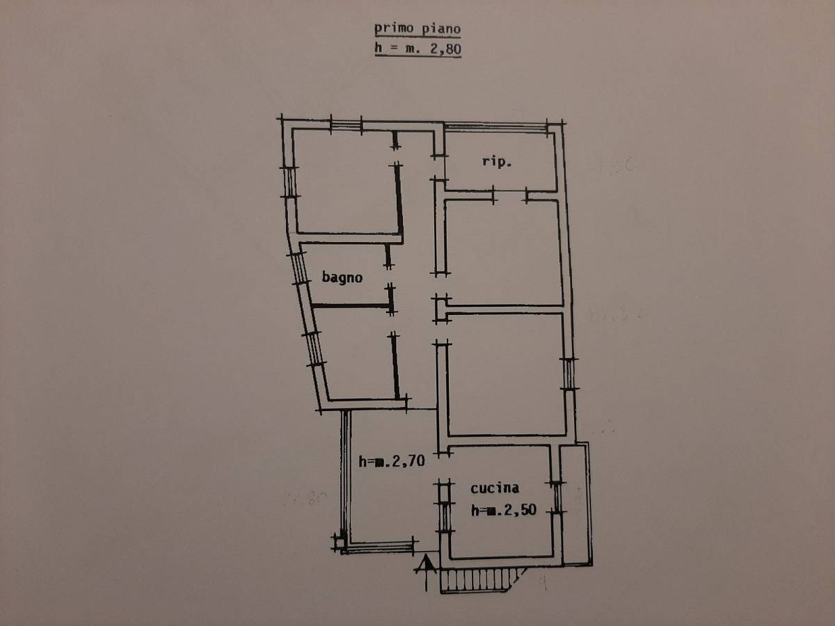 Casa indipendente in vendita in Via dei Platani 30/32 zona Mad. Angeli-Misericordia a Chieti - 241831 foto 21