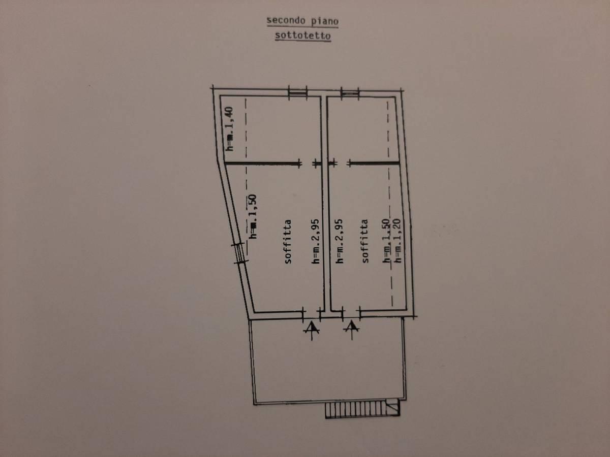 Casa indipendente in vendita in Via dei Platani 30/32 zona Mad. Angeli-Misericordia a Chieti - 241831 foto 22