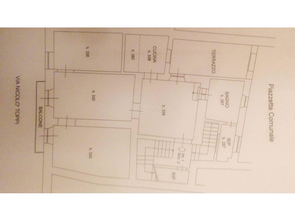 Appartamento in vendita in Sopportico Prima Salita Piazzetta, 2 zona S. Maria - Arenazze a Chieti - 7586428 foto 22