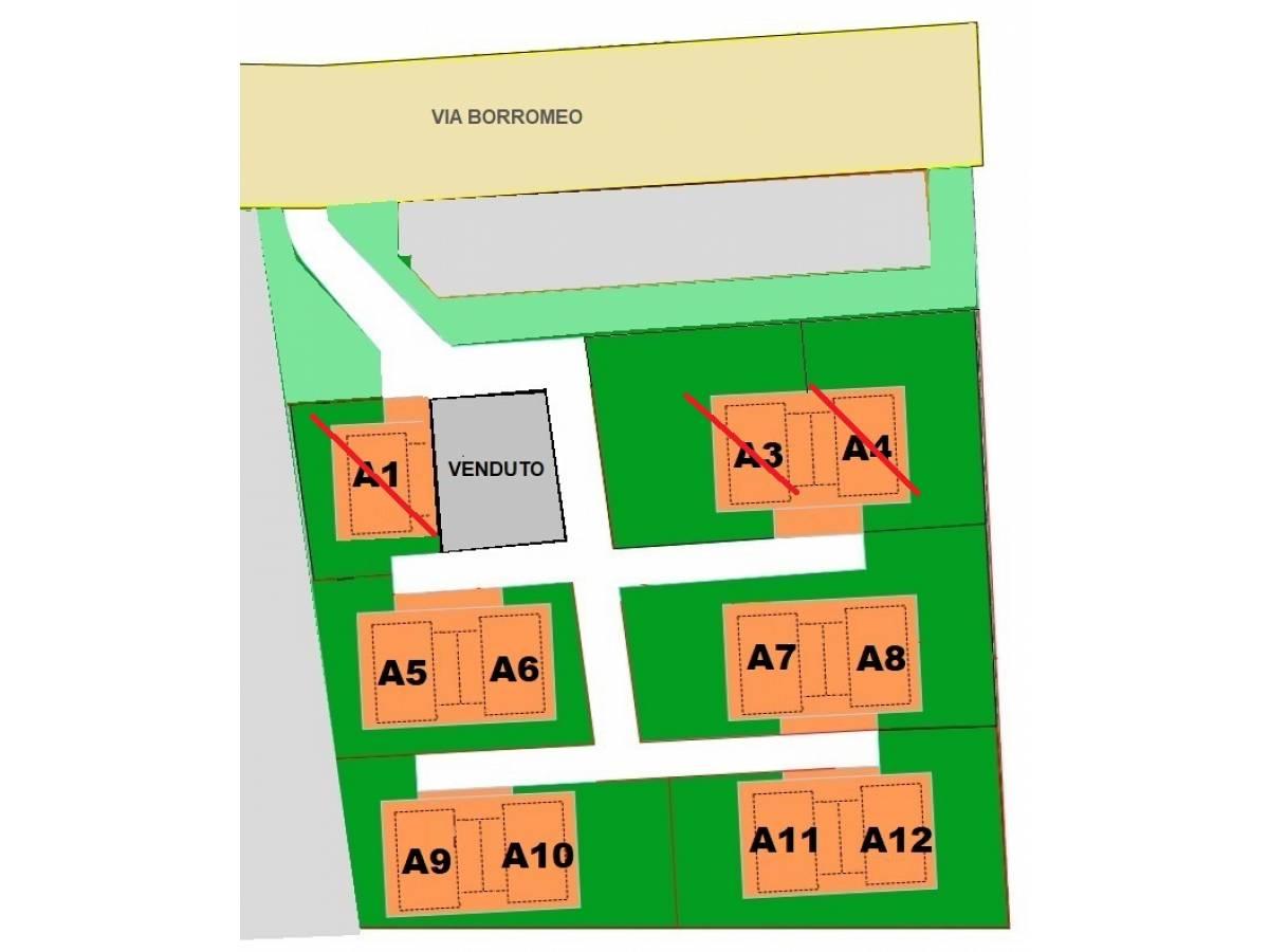 Casa indipendente in vendita in Via San Carlo Borromeo zona Villa Carmine a Montesilvano - 7412057 foto 23