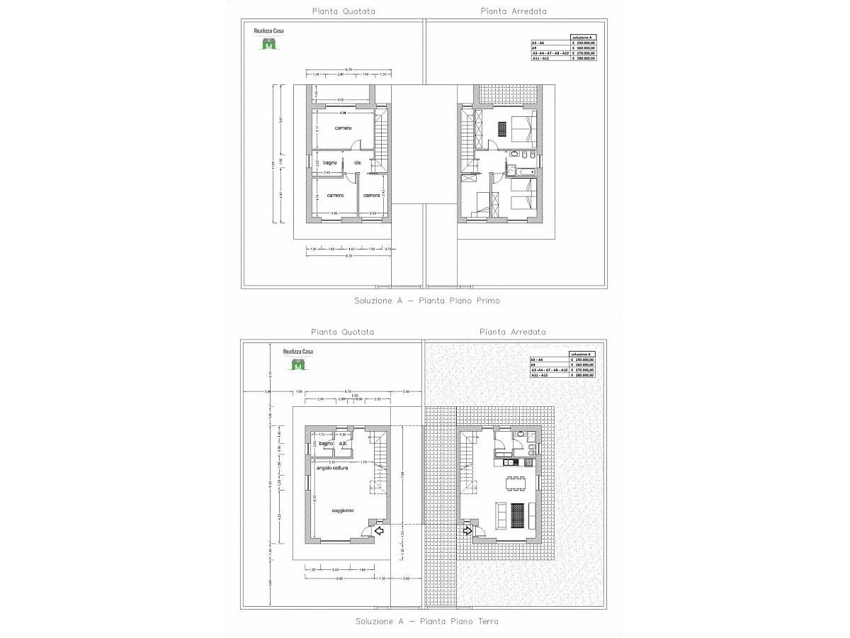 Casa indipendente in vendita in Via San Carlo Borromeo zona Villa Carmine a Montesilvano - 7412057 foto 25
