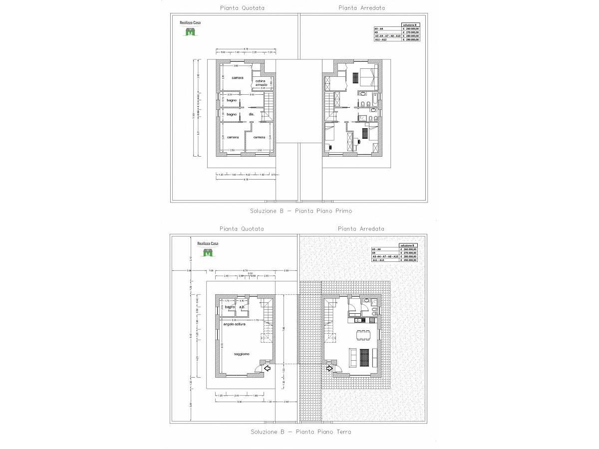 Casa indipendente in vendita in Via San Carlo Borromeo zona Villa Carmine a Montesilvano - 7412057 foto 26