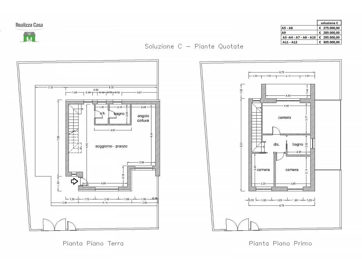 Casa indipendente in vendita in Via San Carlo Borromeo zona Villa Carmine a Montesilvano - 7412057 foto 27