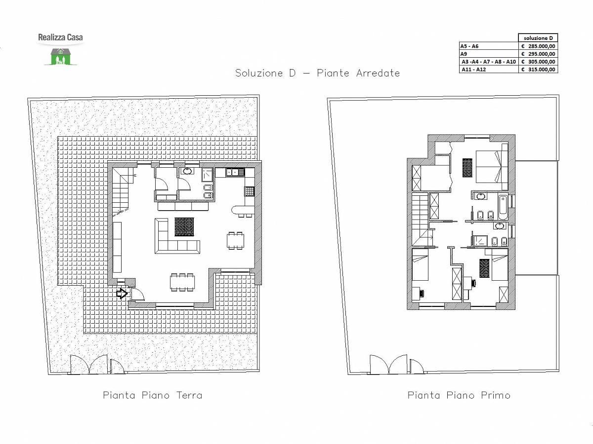 Casa indipendente in vendita in Via San Carlo Borromeo zona Villa Carmine a Montesilvano - 7412057 foto 29