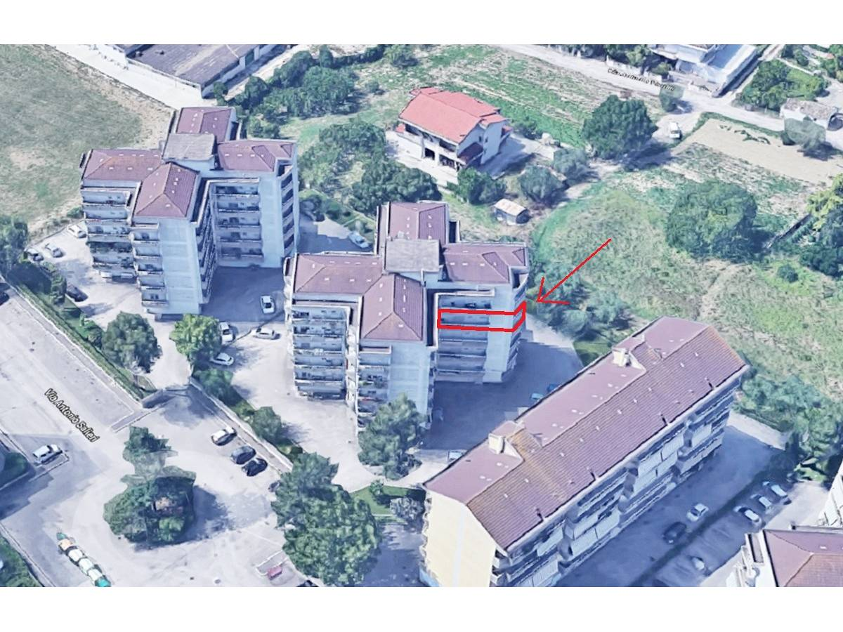 Appartamento in vendita in Via Salieri, 3 zona Villa Carmine a Montesilvano - 548232 foto 30