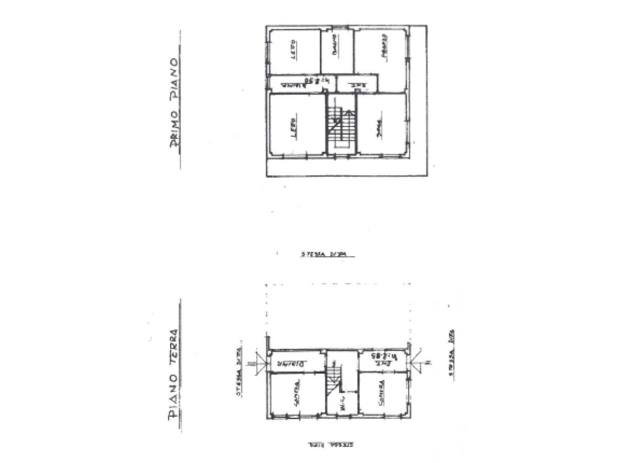 Villa in vendita in via Falasceto  a Rapino - 1754265 foto 17