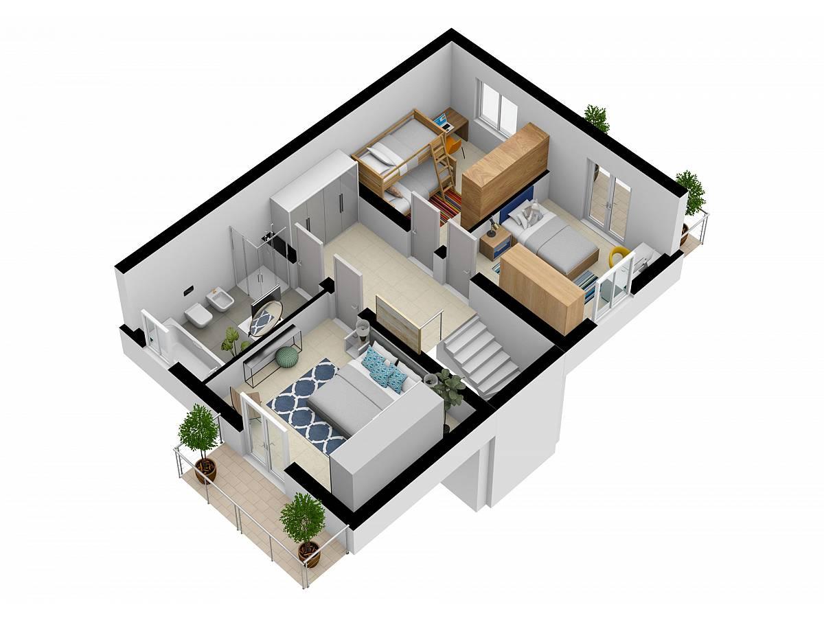 Villa a schiera in vendita in Via E. Berlinquer 26  a Loreto Aprutino - 3029384 foto 30