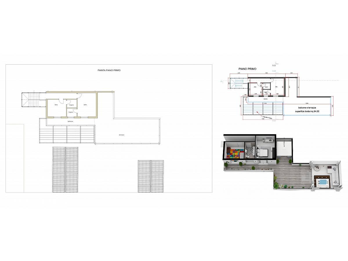 Villa in vendita in Contrada San Giovanni   a Francavilla al Mare - 5817023 foto 27