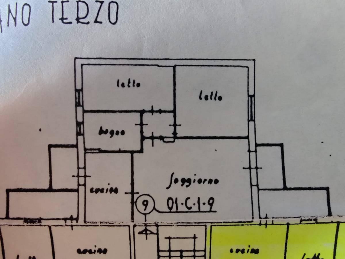 Appartamento in vendita in Via Dei Palmensi 10 zona Tricalle a Chieti - 1669379 foto 12