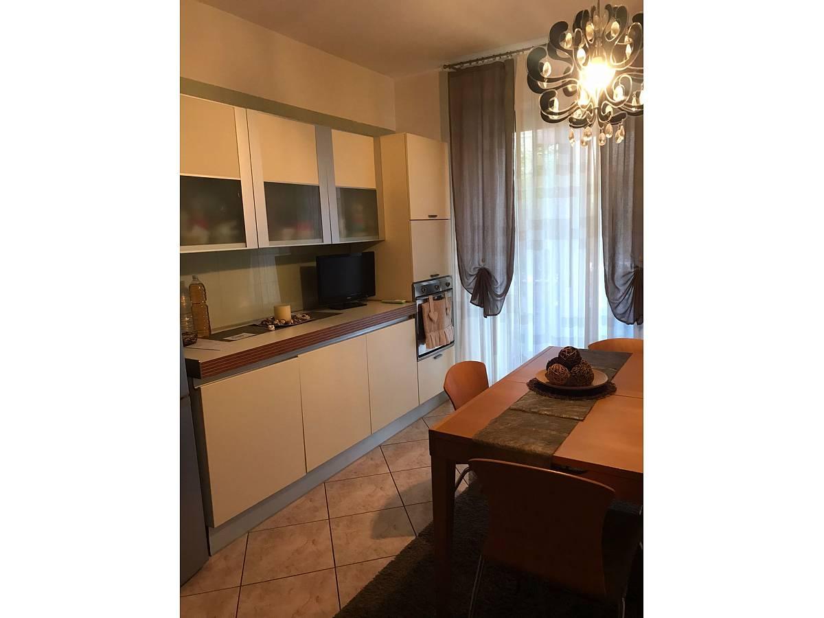Villa a schiera in vendita in via pascoli  a Cappelle sul Tavo - 1811887 foto 6